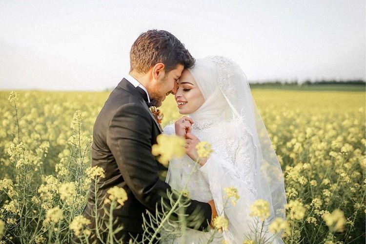 25 Ucapan Selamat Hari Pernikahan Islami Yang Penuh Doa