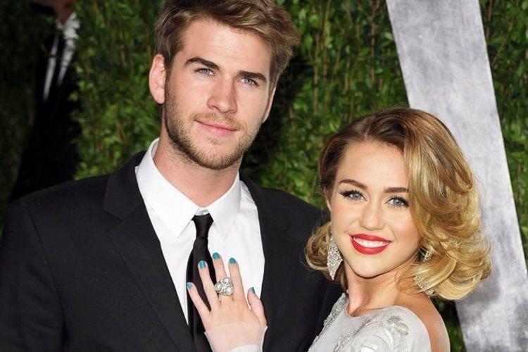 8 Bulan Menikah, Miley Cyrus dan Liam Hemsworth Putuskan Bercerai