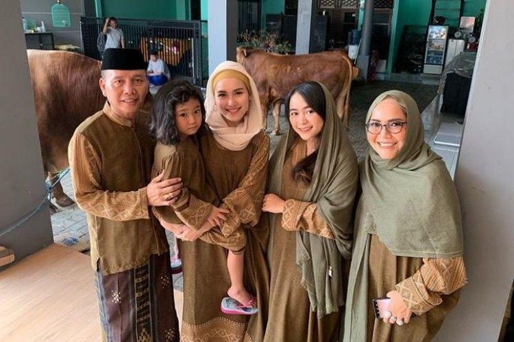 Deretan Artis yang Rayakan Momen Idul Adha Bersama Keluarga