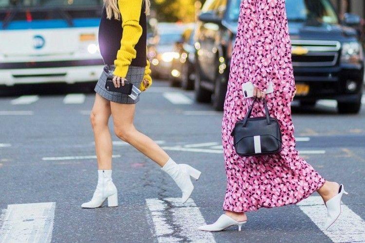 #PopbelaOOTD: Kumpulan Sepatu Putih untuk Kamu Pakai Sehari-hari