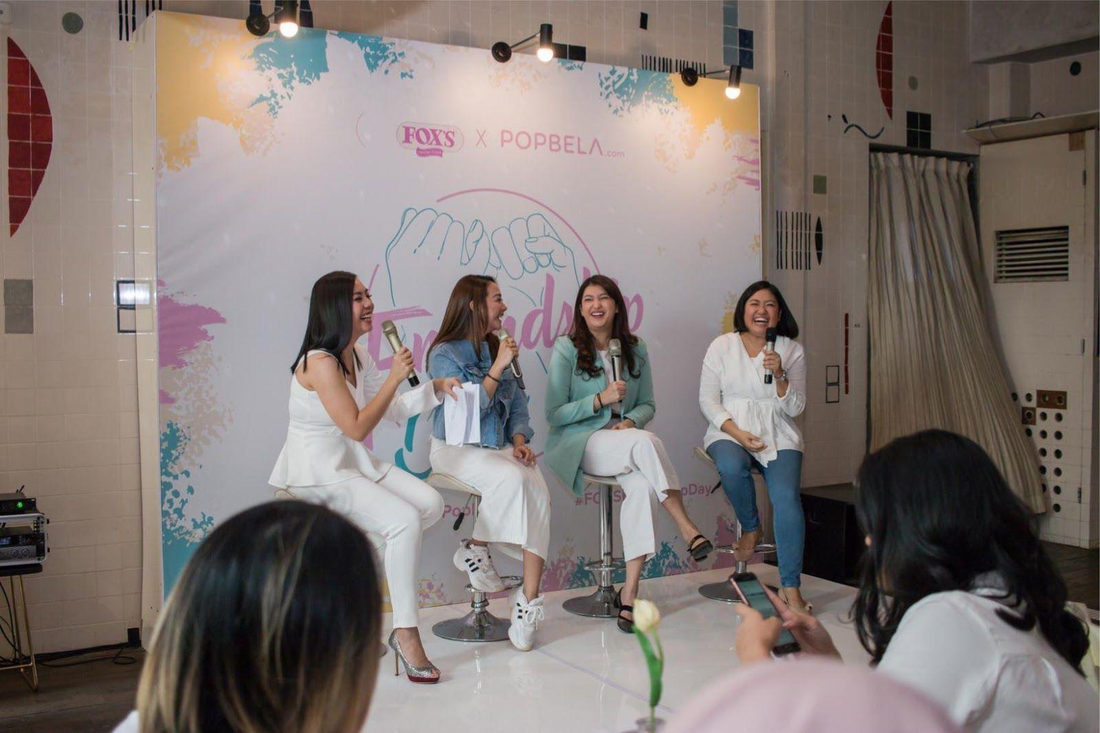 Intip Serunya Persahabatan Jasmine Nadiko dan Dewi Paramita Yuk!