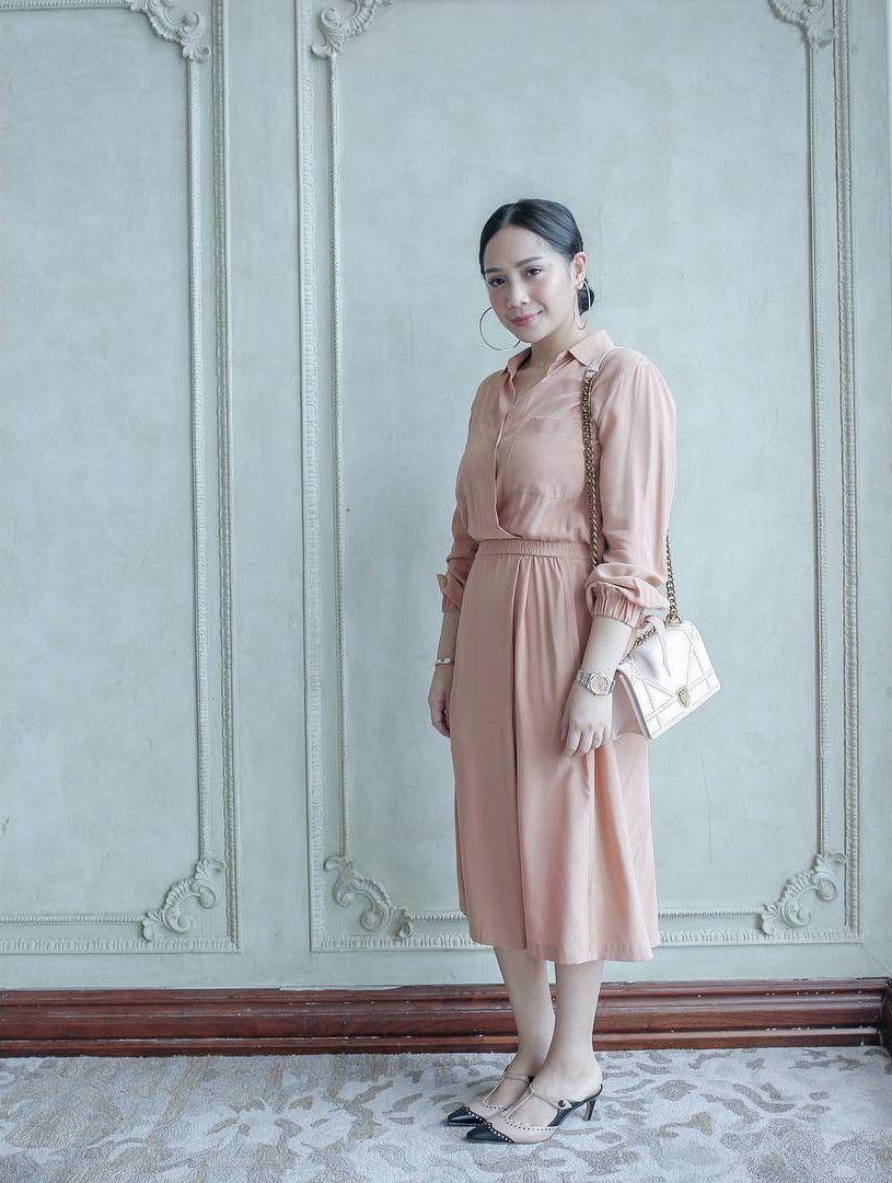 Berapa Harga 1 Look ini: Nagita Slavina