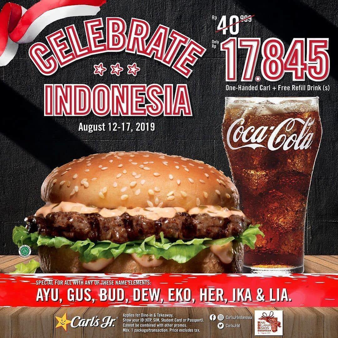 Rayakan Kemerdekaan RI, 45 Cafe & Resto Ini Hadirkan Diskon Spesial