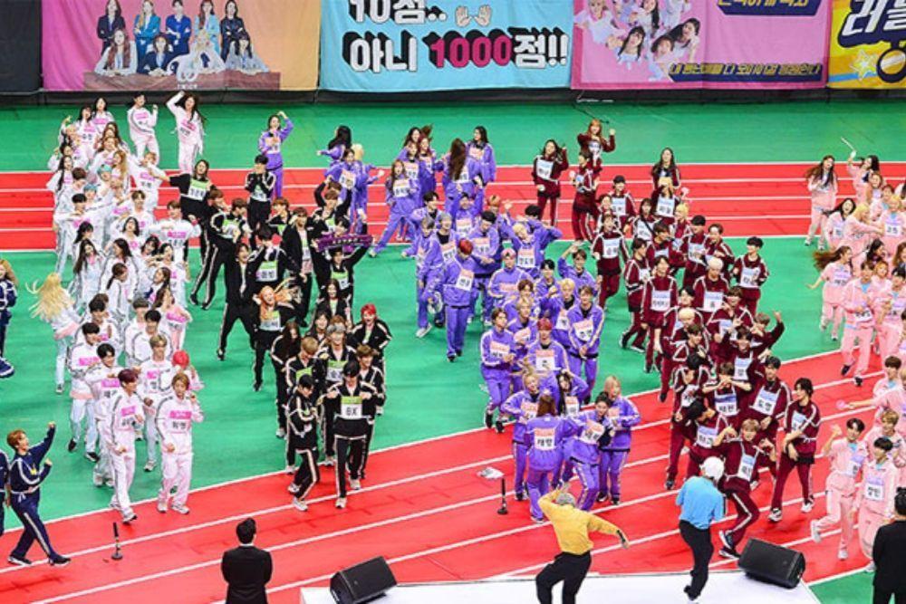 Ketahuan! Kompetisi Olahraga di Korea Jadi Ajang Kencan Para Artis