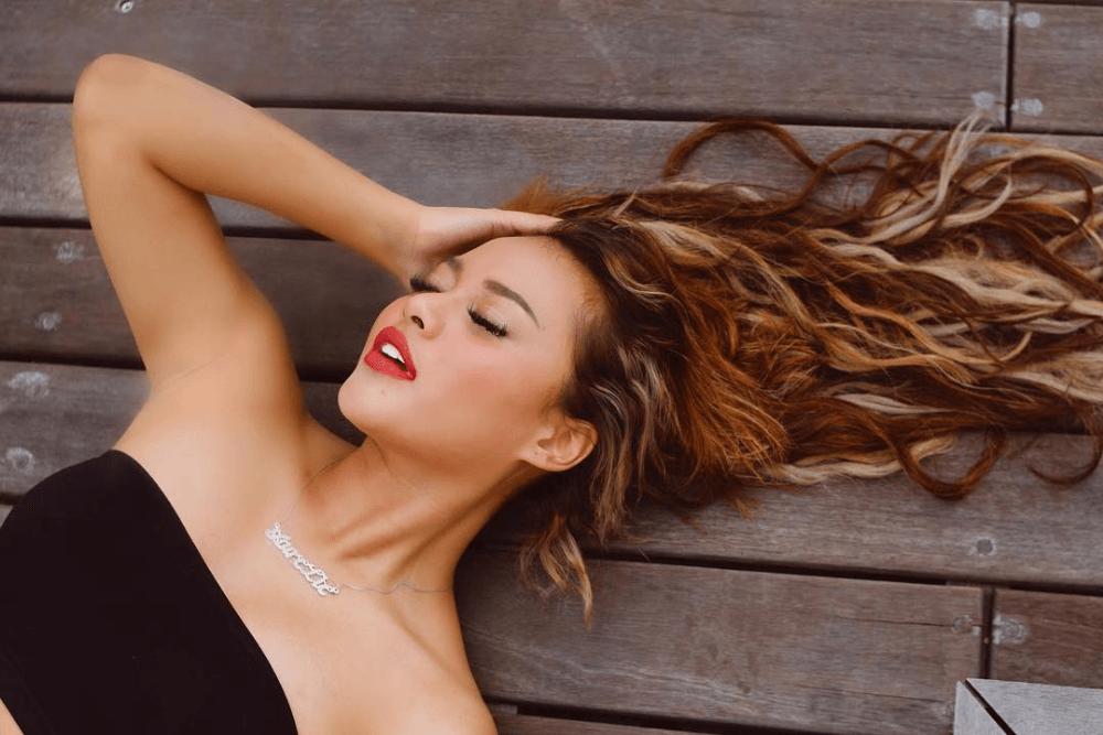 7 Bukti Aurel Hermansyah Mirip dengan Kylie Jenner