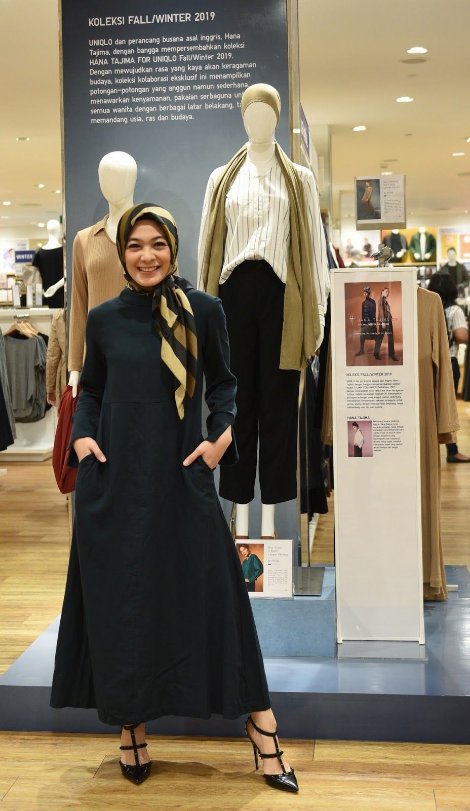 Kesan Feminin & Maskulin Lengkapi Koleksi Hana Tajima For UNIQLO