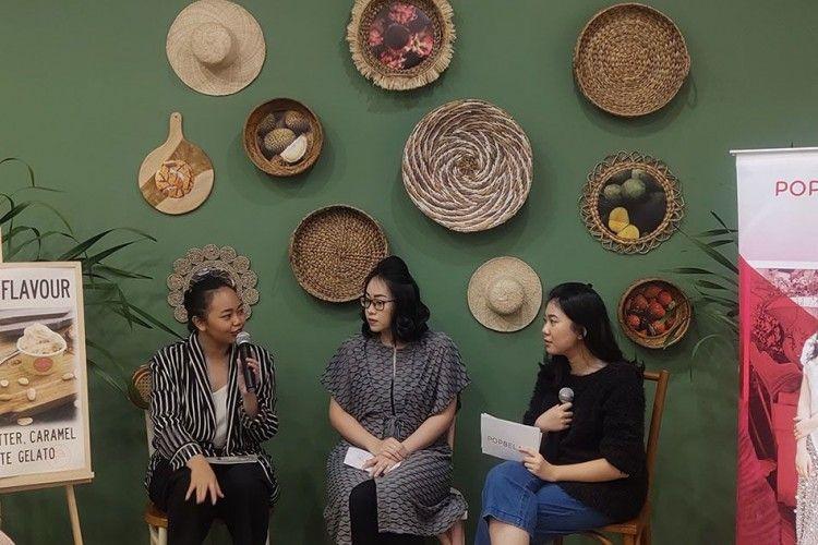 Belajar Cintai Diri Sendiri Bareng Popbela Community & Gelato Secrets
