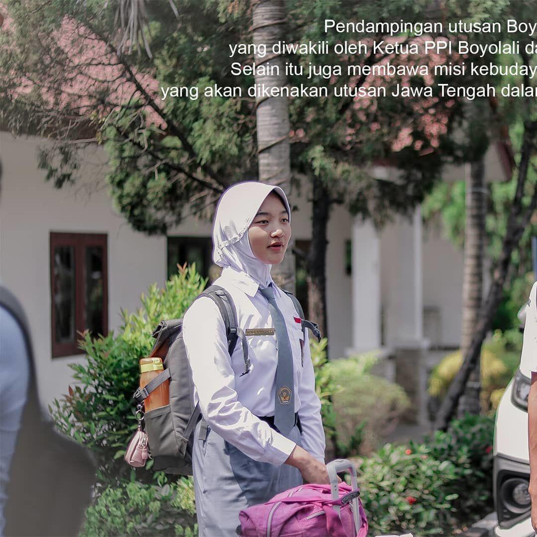 Kenalan Sama Salma Mutafaqqiha, Pembawa Baki Paskibraka Nasional 2019