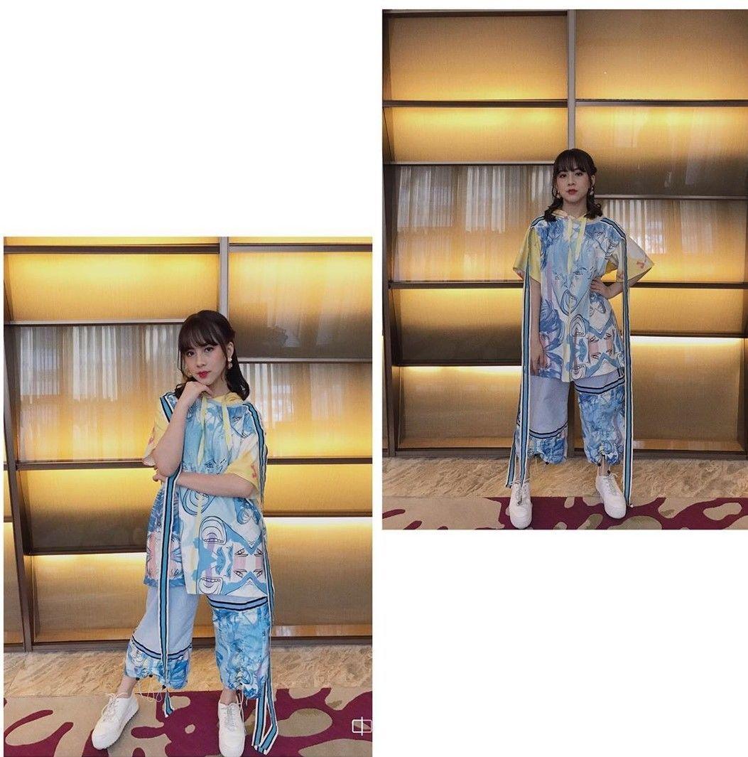 Gaya Zara JKT48, Pemeran Virgo dalam Bumilangit Cinematic Universe