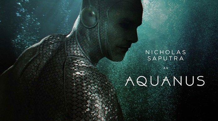 Nicholas Saputra Jadi Manusia Amfibi Terkuat, Ini Fakta Seru Aquanus