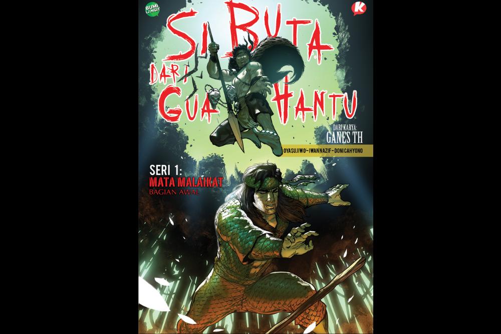 7 Perbedaan Super Hero Indonesia Zaman Dulu dan Sekarang