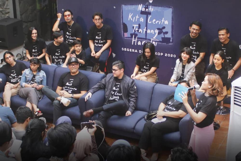 Film NKCTHI dan Generasi 90an Tayang Tahun 2020