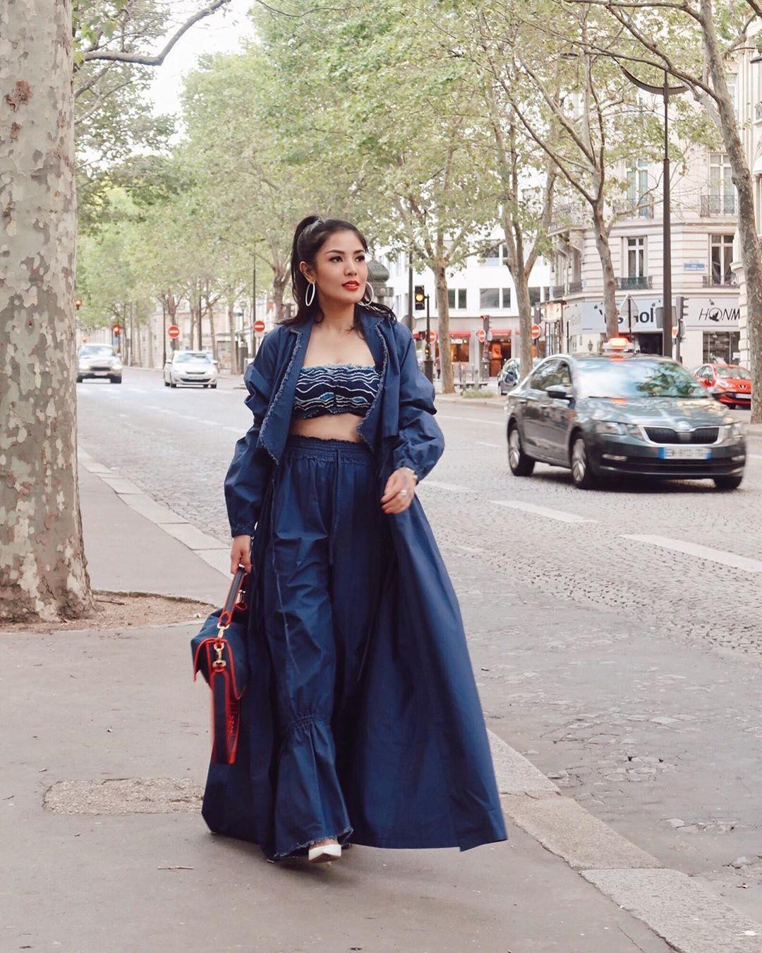 World Fashion Day! Ini OOTD Seleb yang Viral dan Mencuri Perhatian