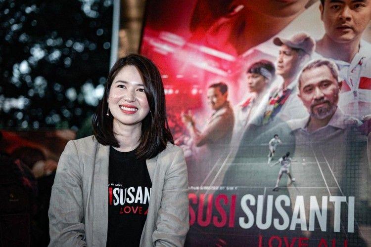 Laura Basuki Ungkap Kesamaannya dengan Susi Susanti
