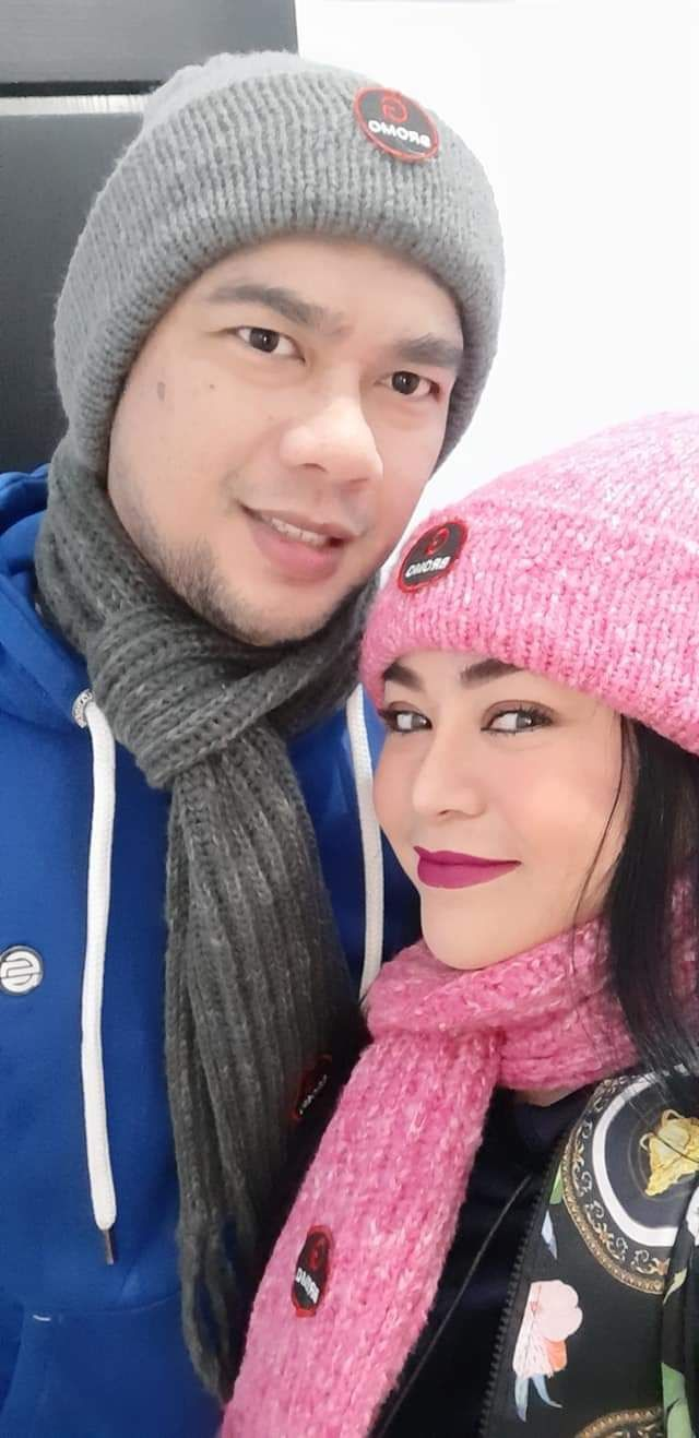 Deretan Potret Mesra Anisa Bahar dengan Kekasih Barunya, Serasi Nggak?