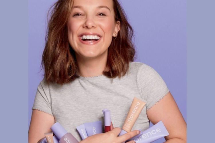 Millie Bobby Brown Luncurkan Lini Makeup untuk Generasi Z