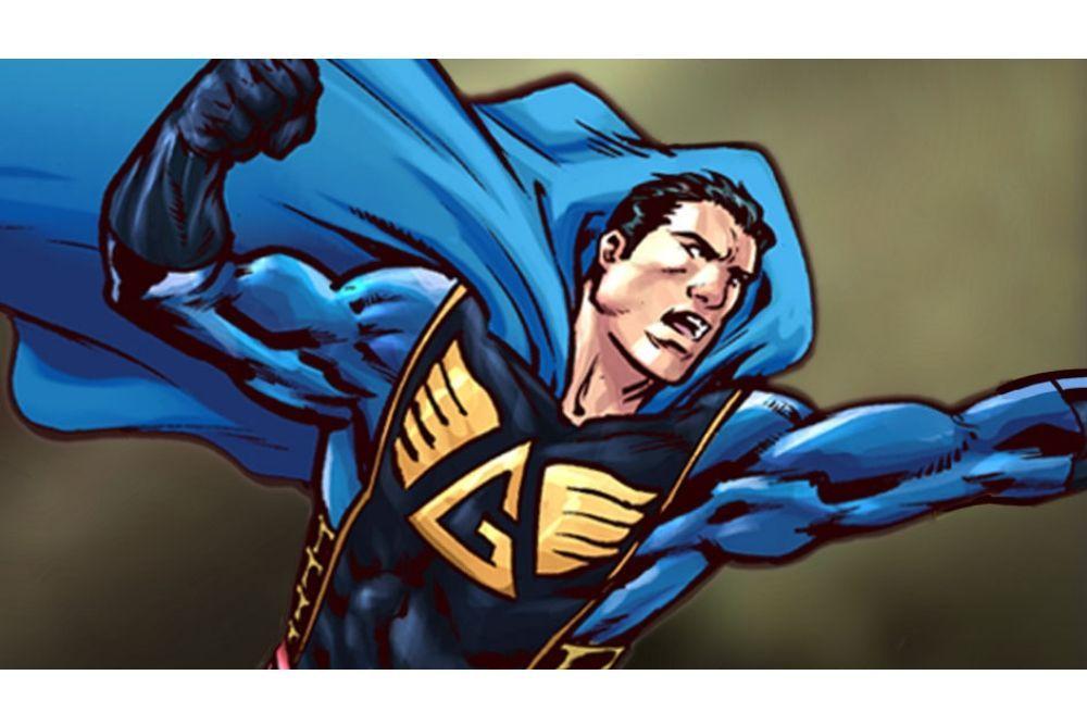 Dikutuk karena Melanggar Janji, Ini Fakta Menarik Superhero Godam