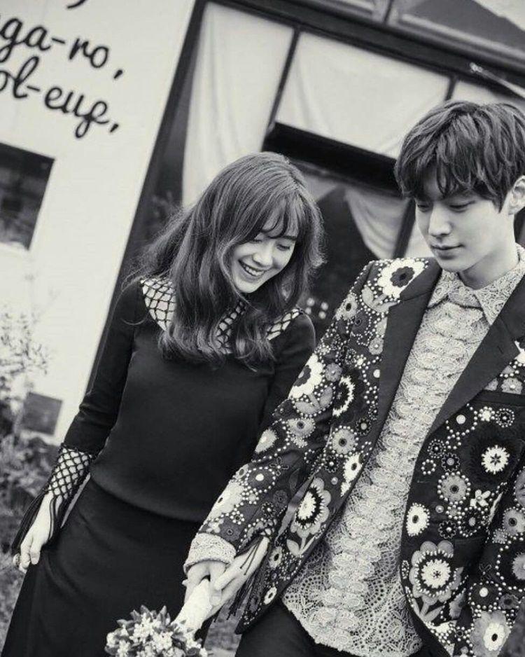 Perang di Sosmed, Ahn Jae Hyun Merasa Difitnah Goo Hye Sun