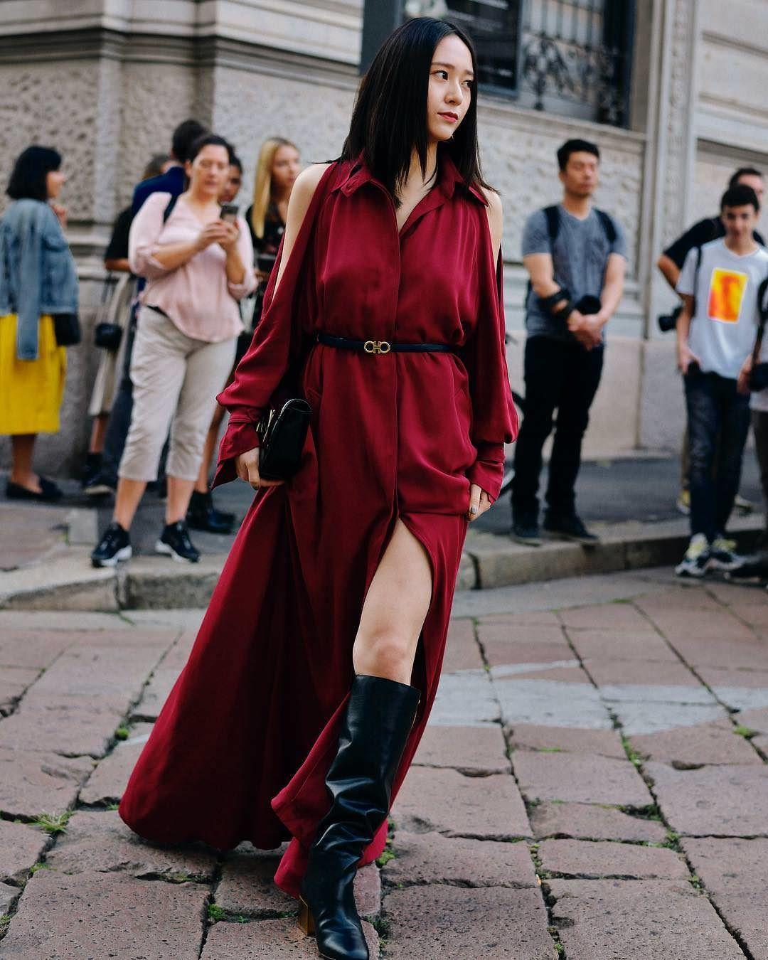 Foto Baju Artis Korea 10 Artis Korea Perempuan Yang Punya Gaya Modis