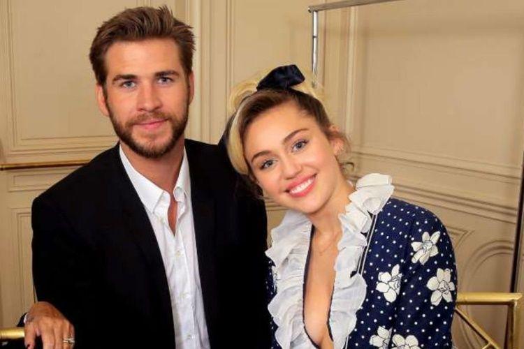 Liam Hemsworth Resmi Ajukan Cerai, Begini Respons Miley Cryus