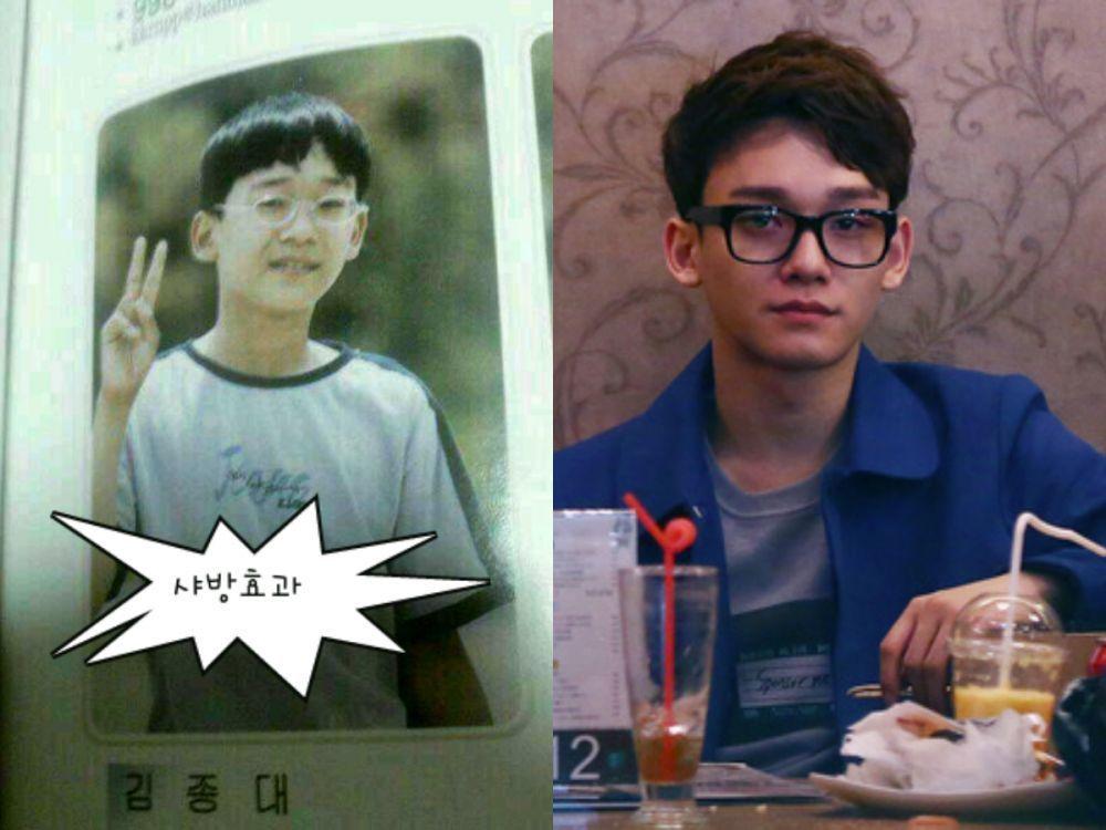 8 Potret Masa Kecil Member EXO, Sudah Lucu & Memesona Sejak Dulu Lho!