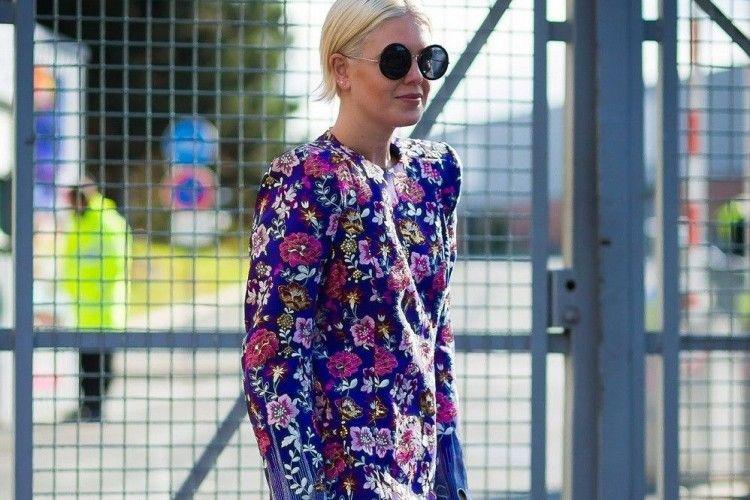 #PopbelaOOTD: Bergaya Lebih Manis di Akhir Pekan dengan Motif Floral