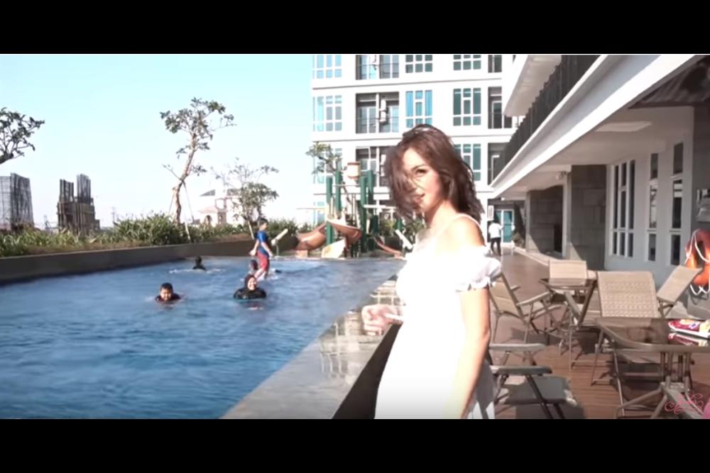 Begini Isi Apartemen Mewah Seharga Rp3,1 Miliar Milik Jessica Iskandar