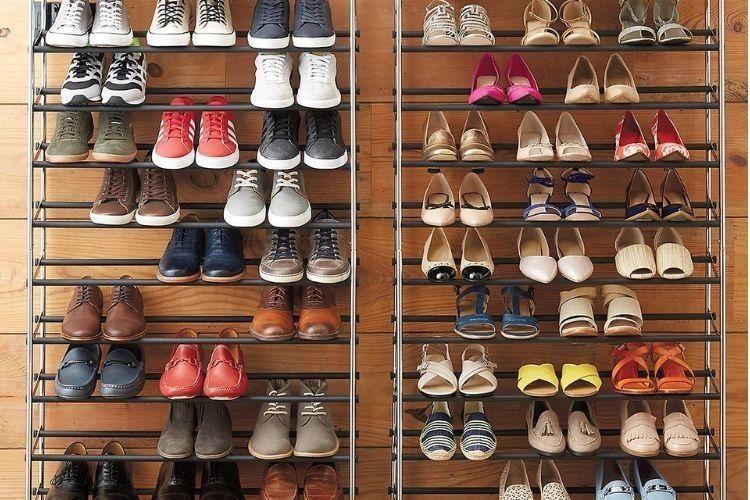 Anti Rusak, Begini Cara Menyimpan Sepatu yang Rapi