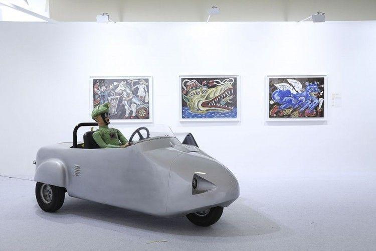 Art Jakarta 2019 Siap Perkuat Perkembangan Seni Rupa di Asia