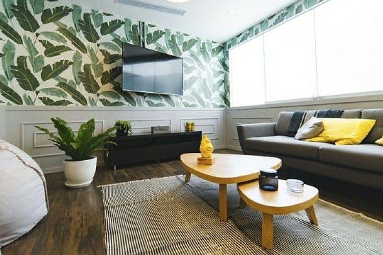 Cara Melepas Wallpaper Dinding Rumah dengan Mudah