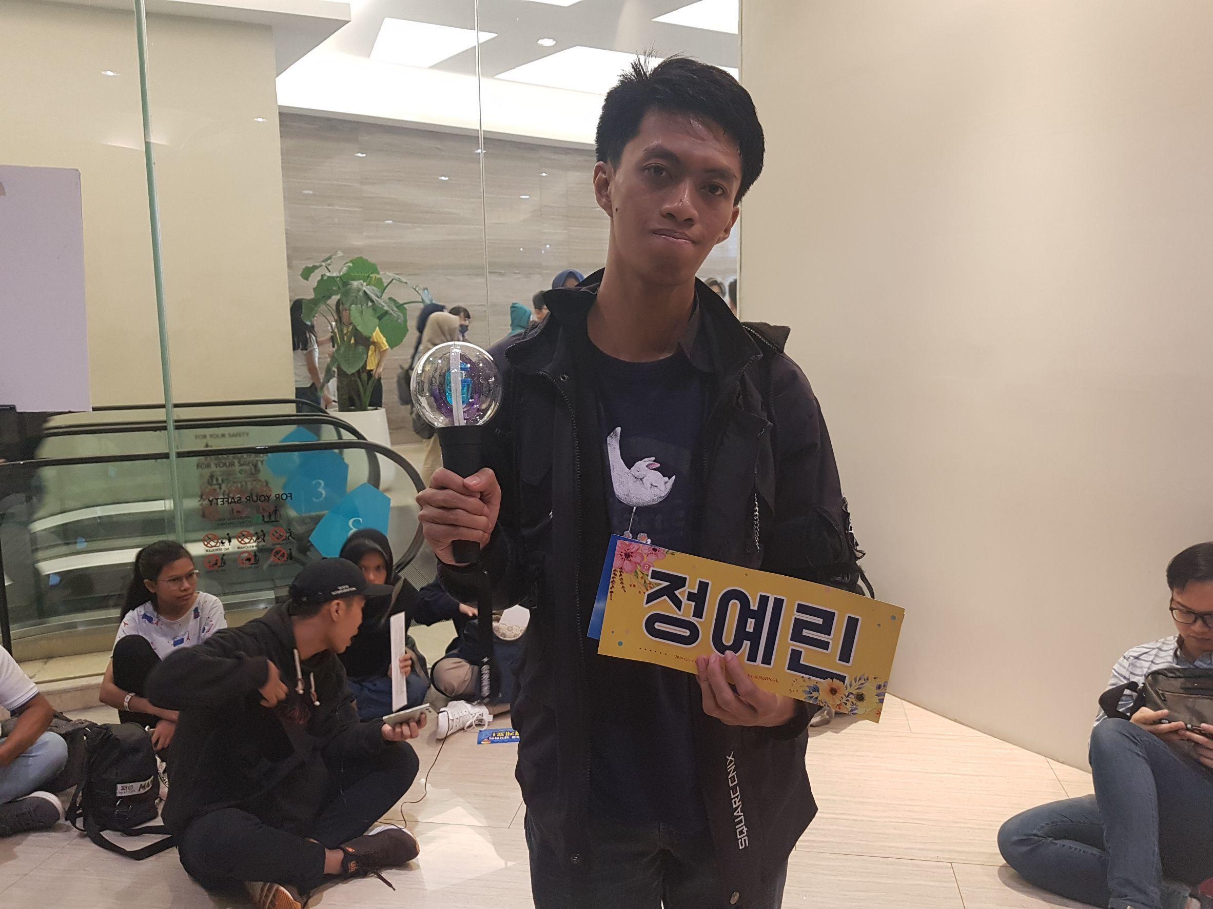 Yuk, Intip Antusiasme 'Buddy' Indonesia Pada Konser GFriend Kemarin!