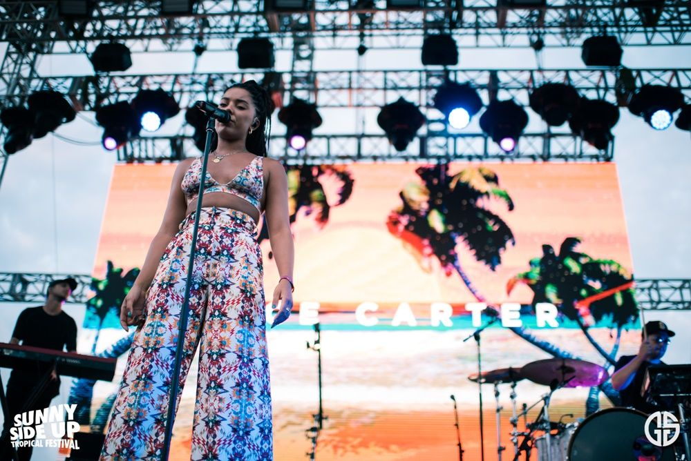 Semarak Sunny Side Up Tropical Festival 2019 di Manarai Beach House