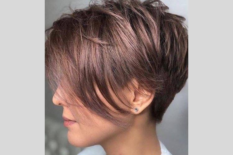 7 Inspirasi Model Potongan Buat Kamu Yang Memiliki Rambut Tipis