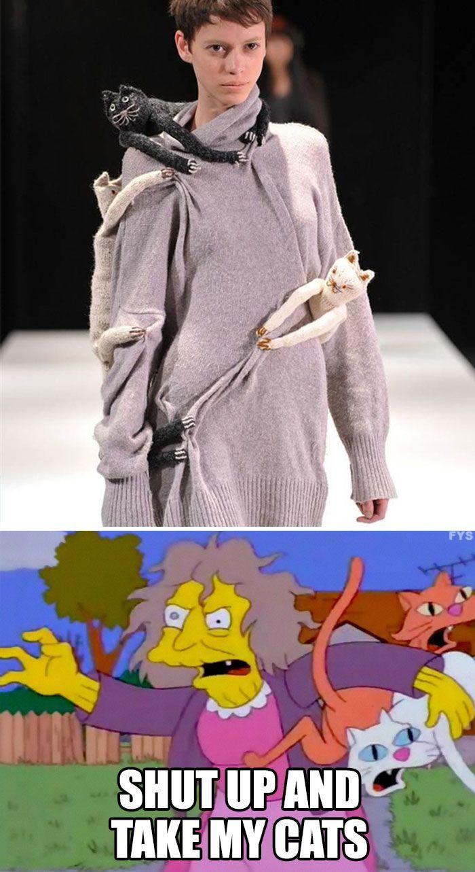 Meme Fashion Terlucu yang Bikin Kamu Ngakak!