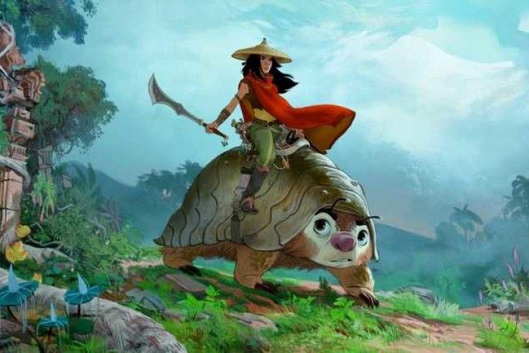 Mitos Indonesia, Inspirasi Disney Garap Film Raya and The Last Dragon