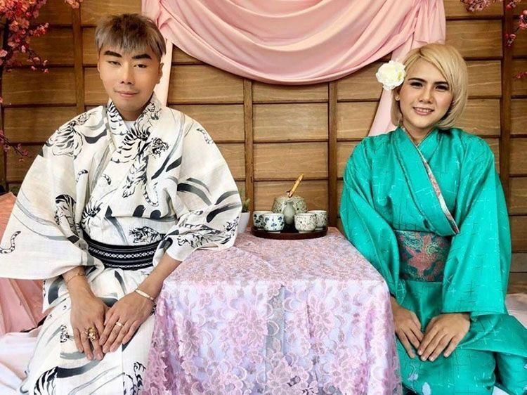 Jadi Sorotan Netizen, Intip 8 Potret Mesra Roy Kiyoshi dan Evelin