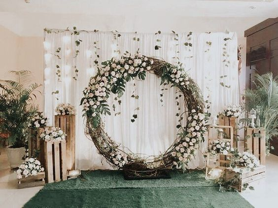 Inspirasi Dekorasi Pernikahan Sederhana Minimalis Dan