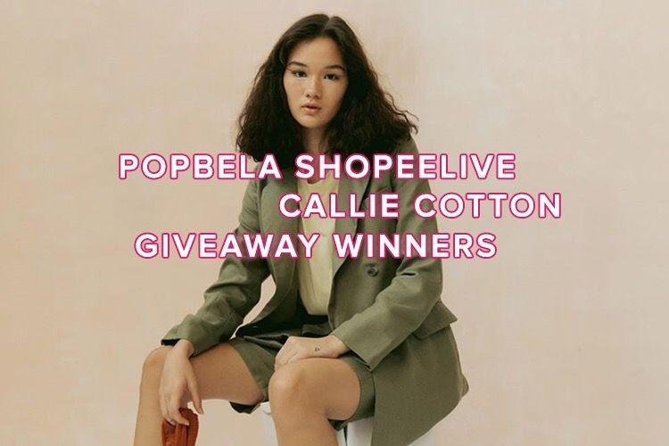 6 Giveaways untuk Fashion Mix & Match Bersama Popbela