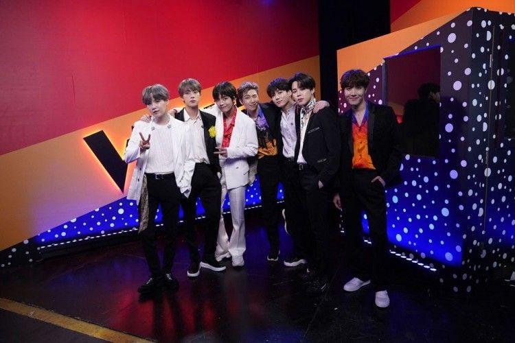 Selain MTV VMA, Ini Daftar Prestasi yang Diraih BTS di Tahun 2019