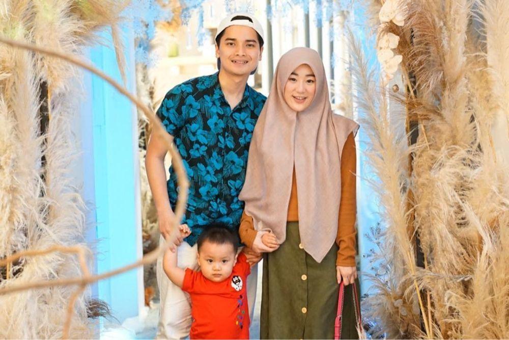 Bercerai, Ini Perjalanan Cinta Alvin Faiz dan Larissa Chou