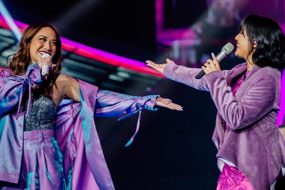 Sama Bergerak di Dunia Musik, Ini Perjalanan Karier BCL vs Marion Jola