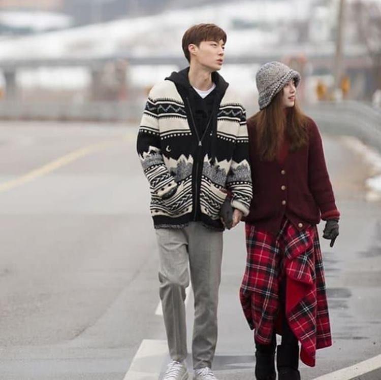 Kisah Cinta Goo Hye Sun & Ahn Jae Hyun Sebelum Cerai, Manis Bak Drama