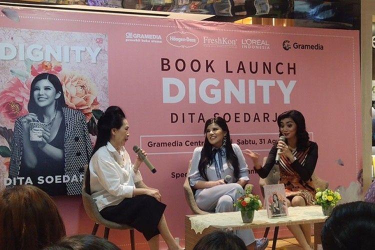 Dignity, Perjalanan Dita Soedarjo tentang Harga Diri sebagai Perempuan