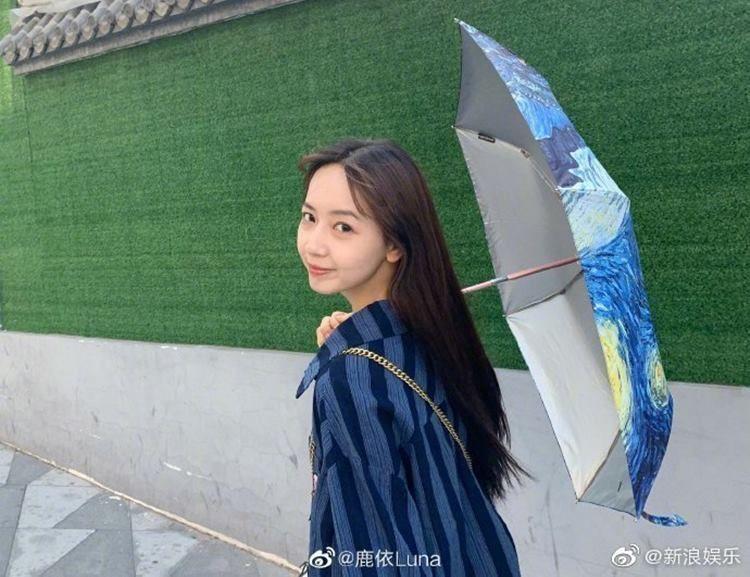 5 Fakta Unik Luyi Luna, Perempuan yang Disebut-sebut Pacar Kris Wu