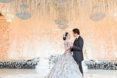 Semewah Royal Wedding, 5 Seleb Lokal Ini Menikah Pesta W-O-W
