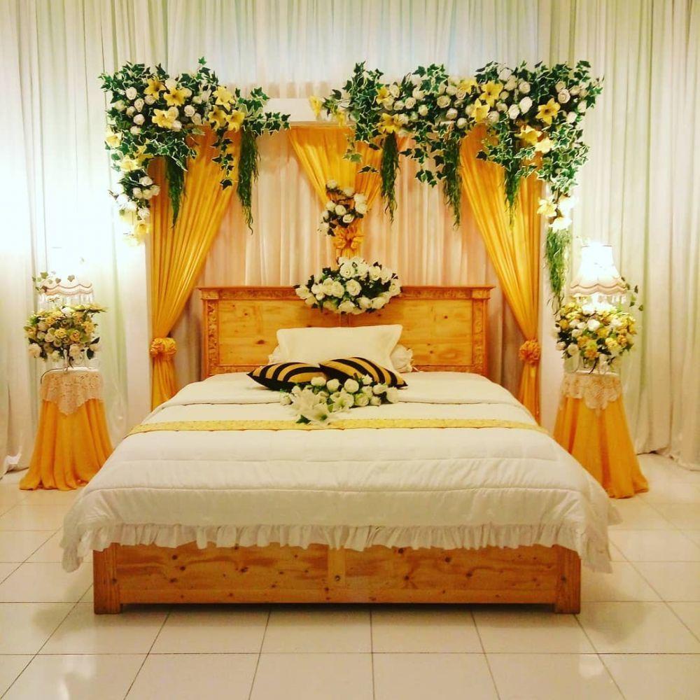 5 Dekorasi Kamar Pengantin sebagai Pelengkap Malam Pertama