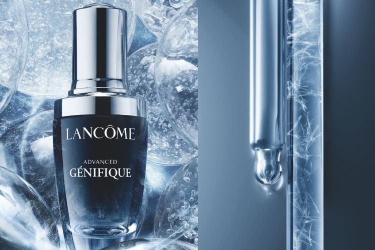 Menggunakan Formula Terbaru, Begini Serum Andalan dari Lancôme