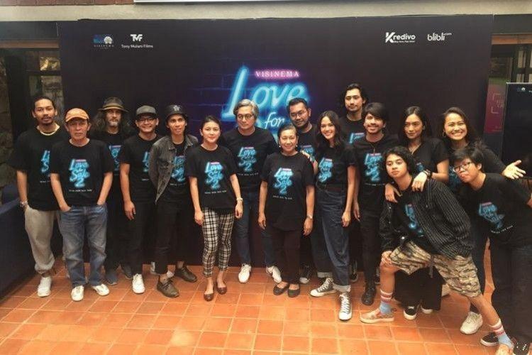 Lebih Kompleks, 'Love for Sale 2' Kisahkan Cinta Zaman Sekarang