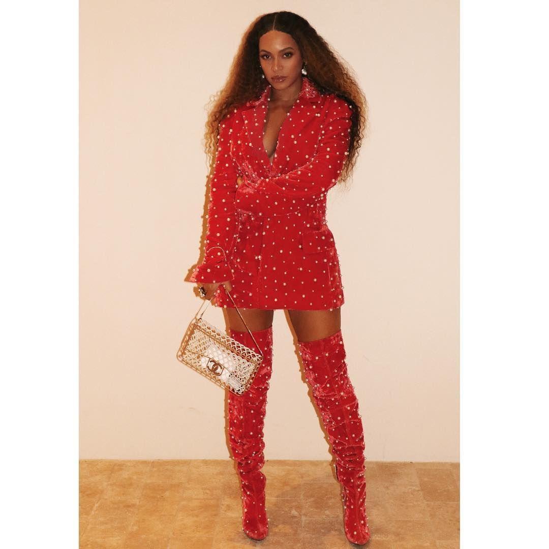 Ulang Tahun, Ini 5 OOTD Paling Cetar dari Beyonce!