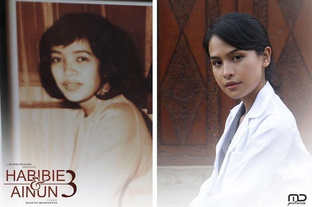 EXCLUSIVE: Terima Kasih Maudy Ayunda untuk Ainun Habibie
